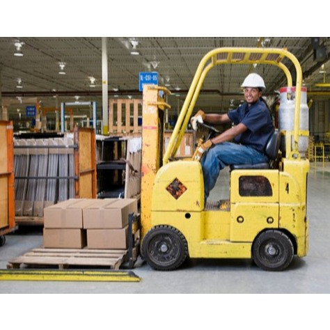FORKLIFT OPERATOR TRAINING–