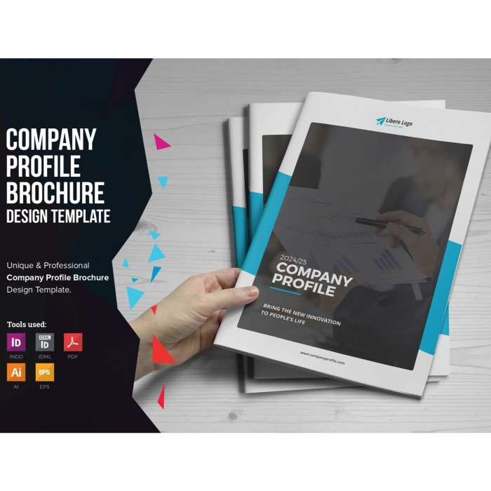 CREATING COMPANY PROFILES & PORTFOLIO DESIGN