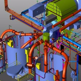Piping Amp Plant Cads Vast Integrated Solutions Ltd